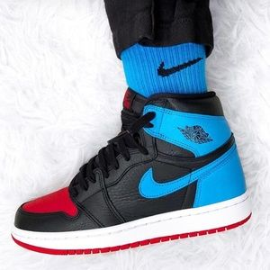 Nike air jordan 1 high sneakers